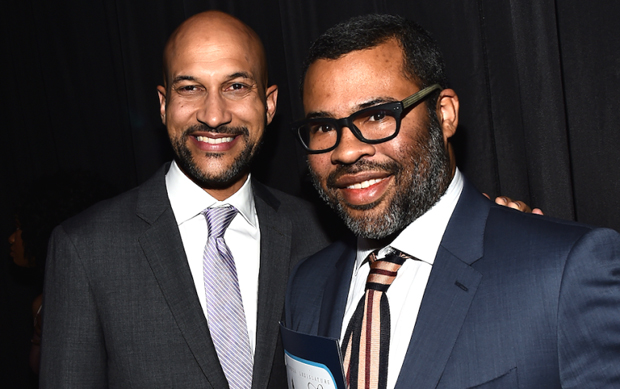 Keegan-Michael Key and Jordan Peele [photo: Michael Buckner/Variety/REX/Shutterstock]