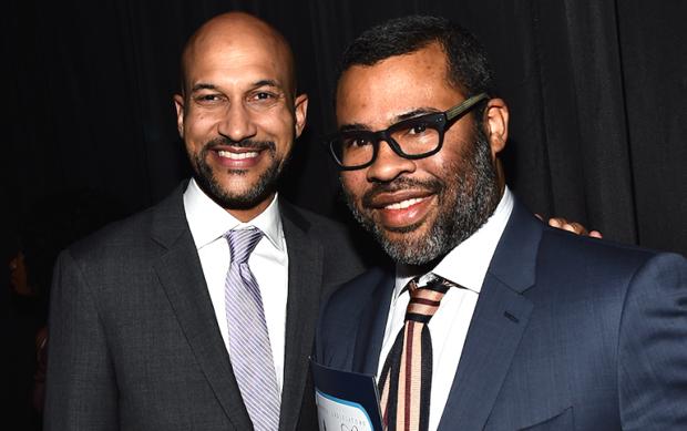 Keegan-Michael Key and Jordan Peele [photo: Michael Buckner/Variety/REX/Shutterstock]