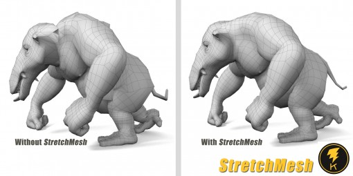 Kickstand StretchMesh