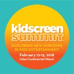 Kidscreen Summit 2018