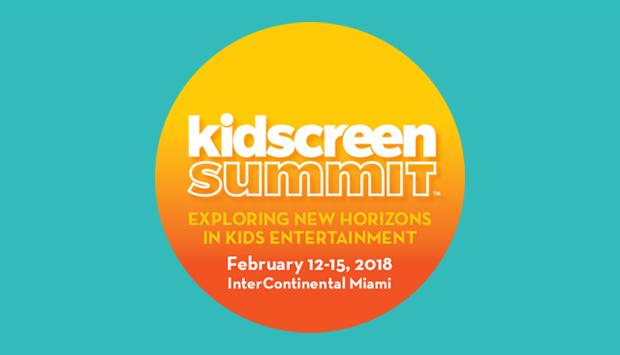 Kidscreen Summit 2018