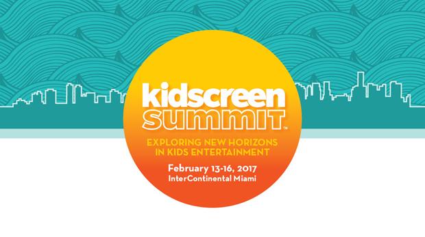 Kidscreen Summit 2017