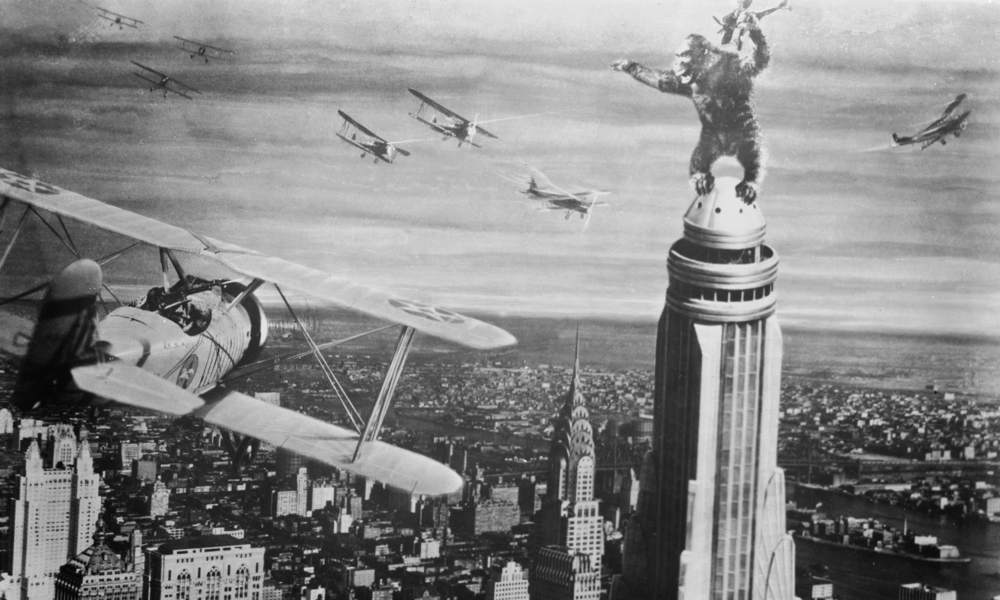 King Kong (Courtesy Warner Bros.)