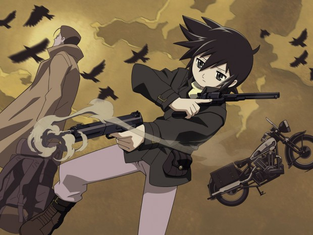 Kino's Journey - The Beautiful World