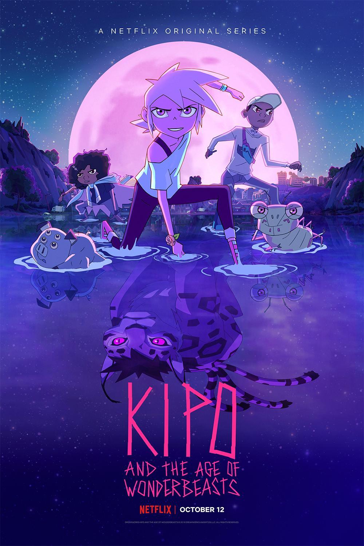 DreamWorks Kipo and the Age of Wonderbeasts