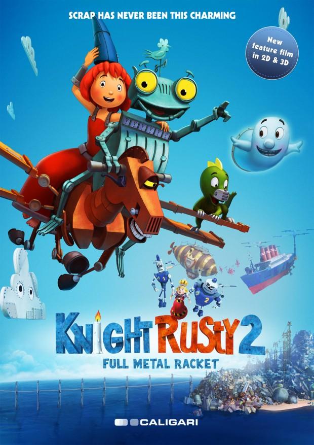 Knight Rusty 2 - Full Metal Racket