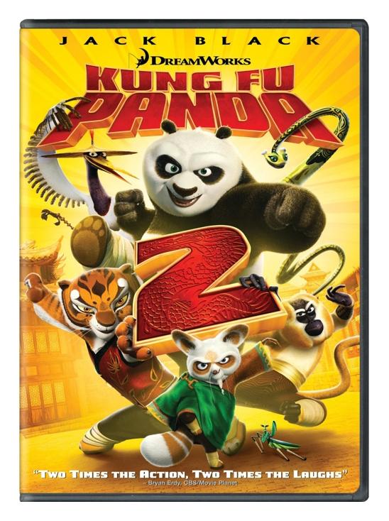 kung fu panda 2 family guy 9 land on dvd