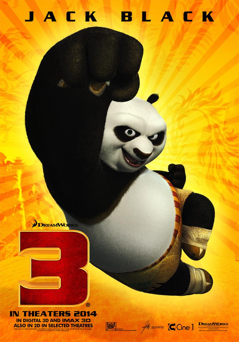 kung fu panda production august start