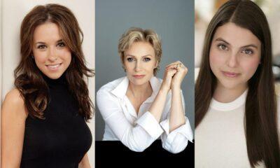 Lacey Chalbert, Jane Lynch, Beanie Felstein