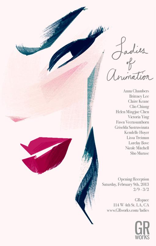 Ladies of Animation