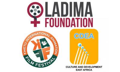 ladima + kiaff + cdea logos