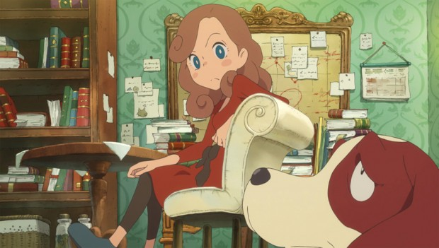 Lady Layton Mystery Journey