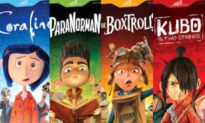 LAIKA Studios Edition Blu-ray Combo sets
