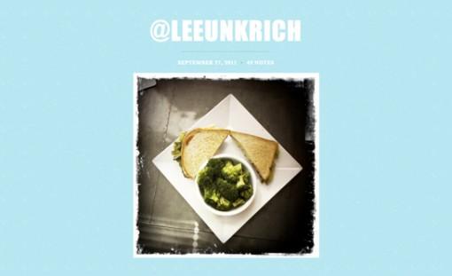 Lee Unkrich's Tumblr blog