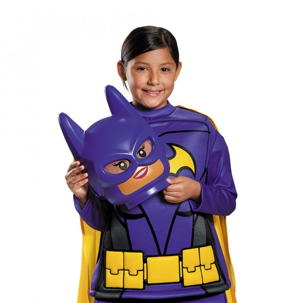 LEGO Batman Batgirl cosume