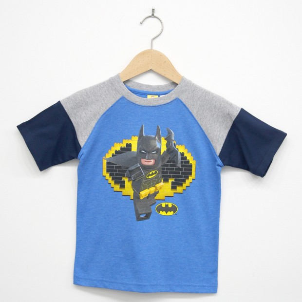 LEGO Batman Issac Morris boys shirt