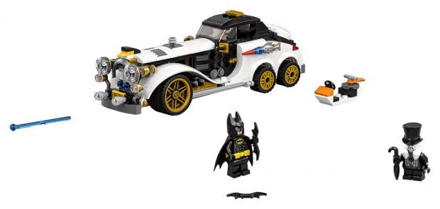 LEGO Batman Penguin arctic roller