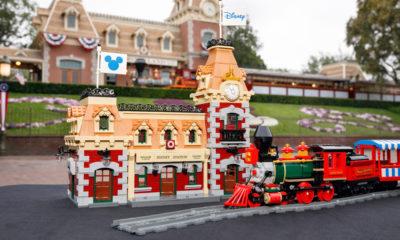 LEGO | Disney Train and Station