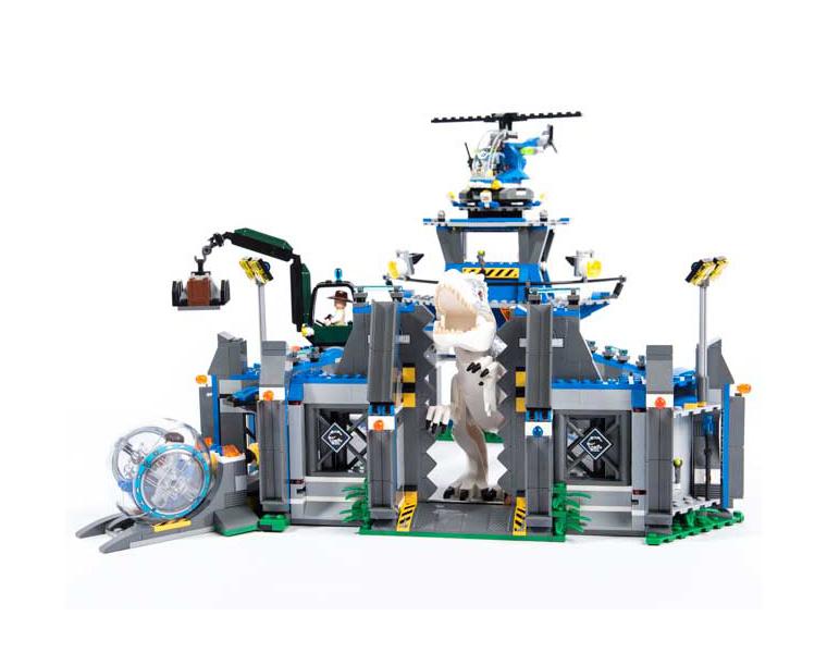 Lego (Jurassic World Range)