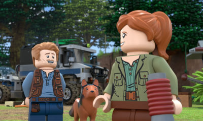 LEGO: Jurassic World: The Secret Exhibit