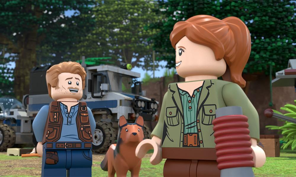 LEGO: Jurassic World: The Secret Exhibit