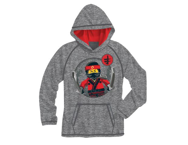 Isaac Morris LEGO Ninjago Movie hoodie