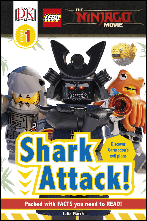 LEGO Ninjago Movie: Shark Attack