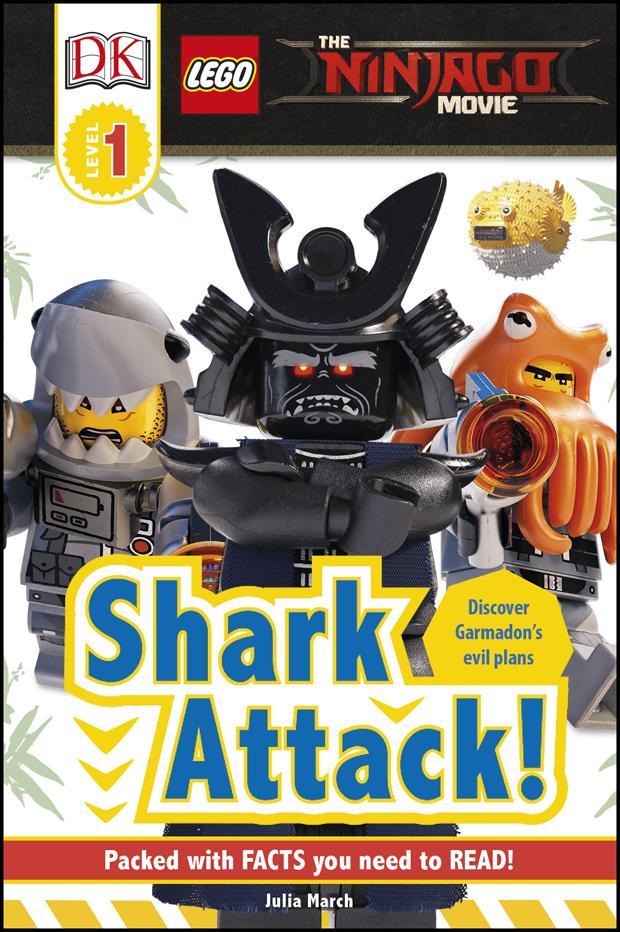 LEGO Ninjago Movie: Shark Attack