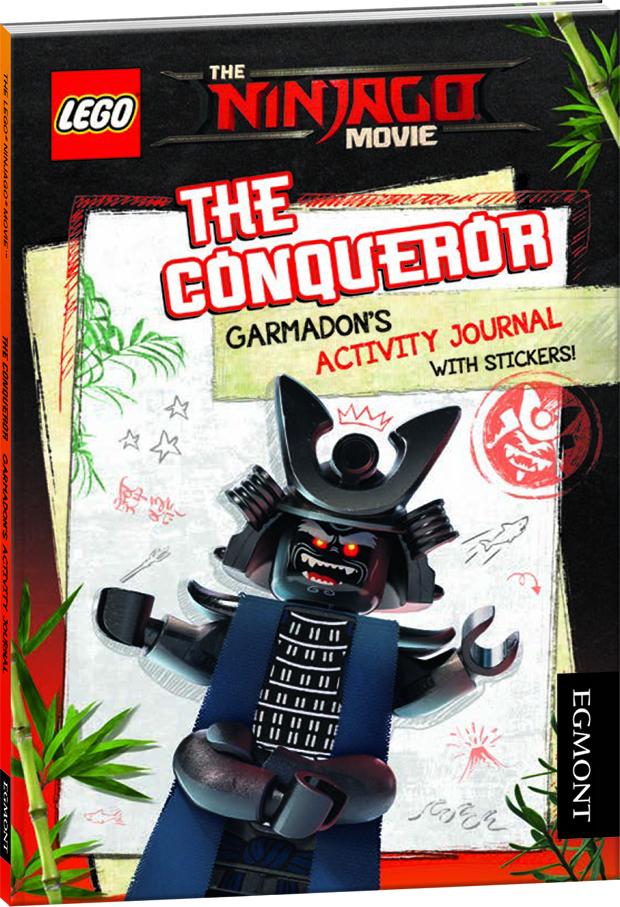 LEGO Ninjago Movie: The Conqueror
