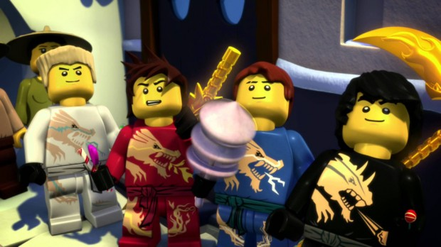 The Lego Ninjagogo Movie