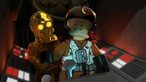 LEGO Star Wars: The Resistance Rises - Poe to the Rescue