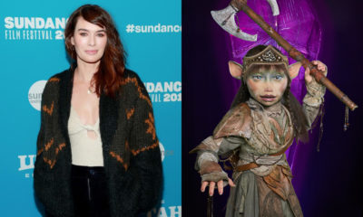 Lena Headey as Maudra Fara, in The Dark Crystal: Age of Resistance
