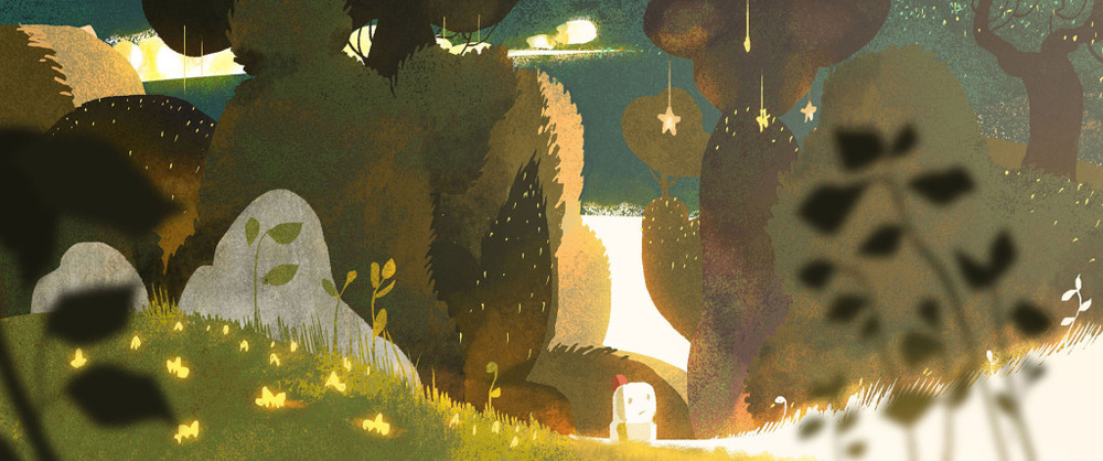 Leo feature film concept art (Tonko House)