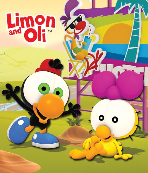 Limon and Oli