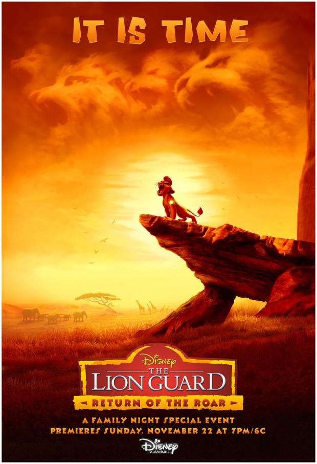 Lion Guard: Return of the Roar
