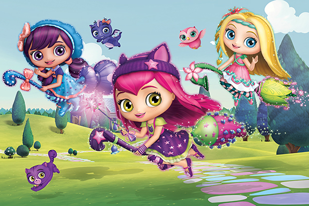 Nelvana Conjures More Partners For Little Charmers