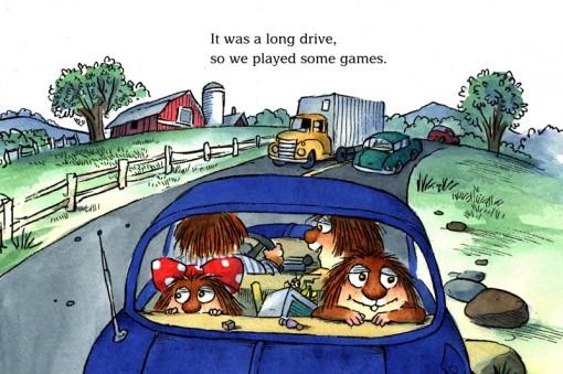 The Trip – Little Critter Reading Adventure