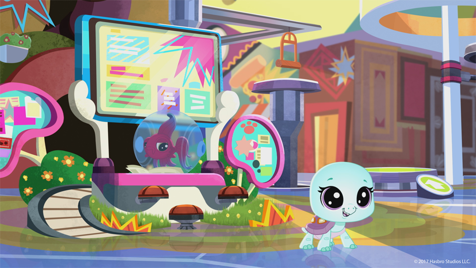 littlest pet shop a world of our own debuts on discovery family