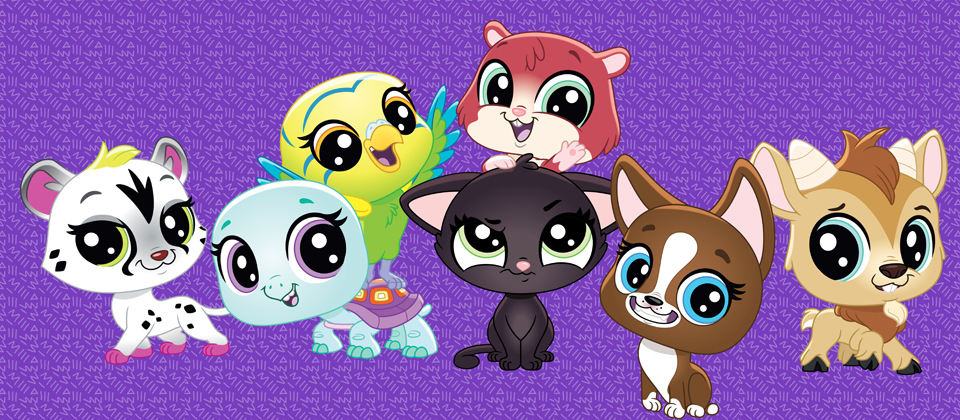 Littlest Pet Shop A World Of Our Own Debuts On