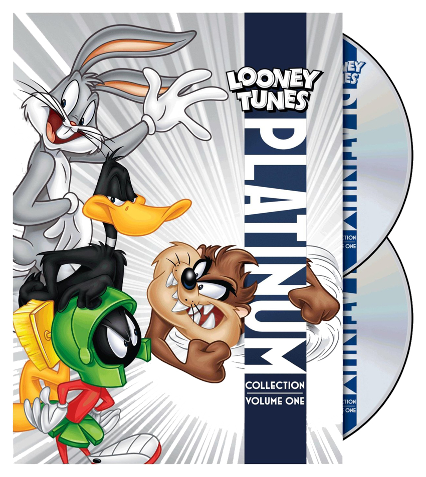 Looney tunes leads dvd packs animation magazine for Old house tunes