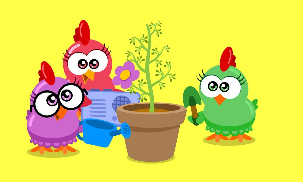 Nat Geo Kids LatAm Picks Up Web Hit 'Lottie Dottie Mini
