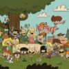 In honor of the 100th episode of The Loud House, Nickelodeon reveals this exclusive image featuring some of the most beloved characters, many of whom have become central to the show's stories.