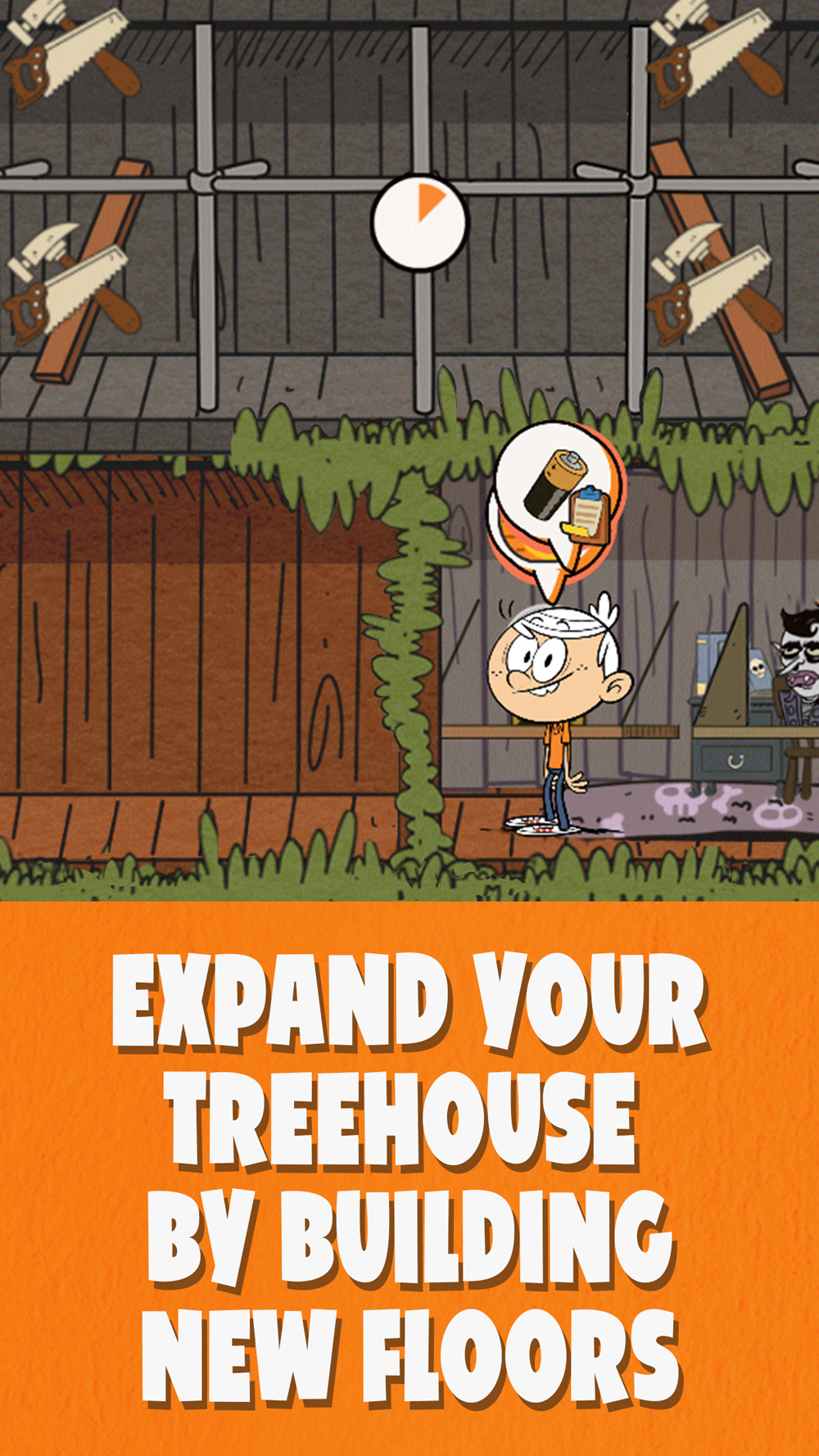 Loud House Ultimate Treehouse