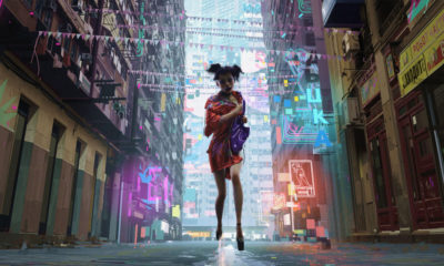 "Love, Death & Robots ""The Witness"""
