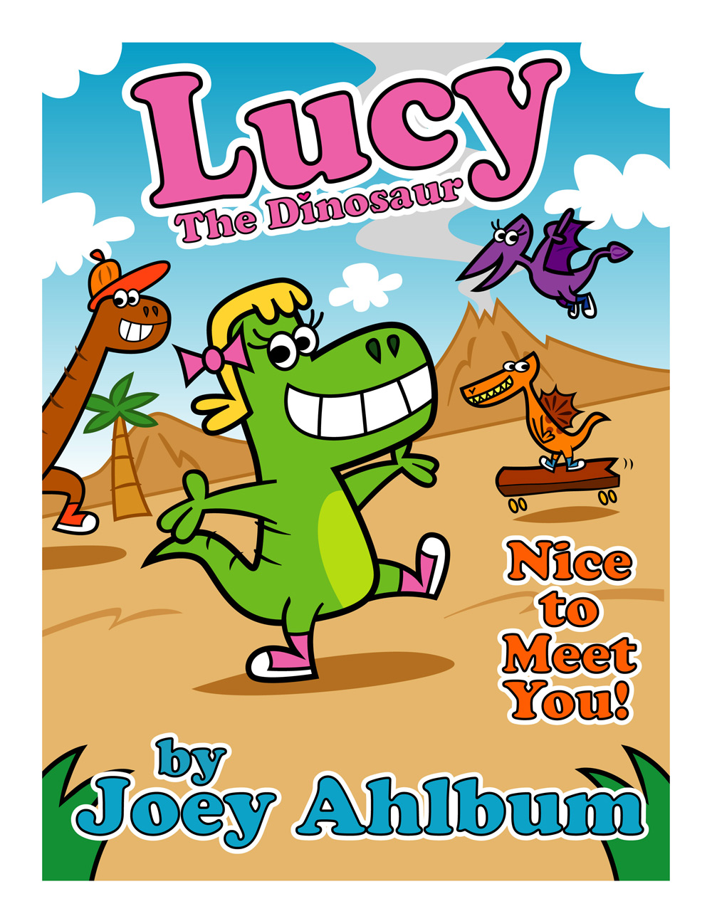 Lucy the Dinosaur