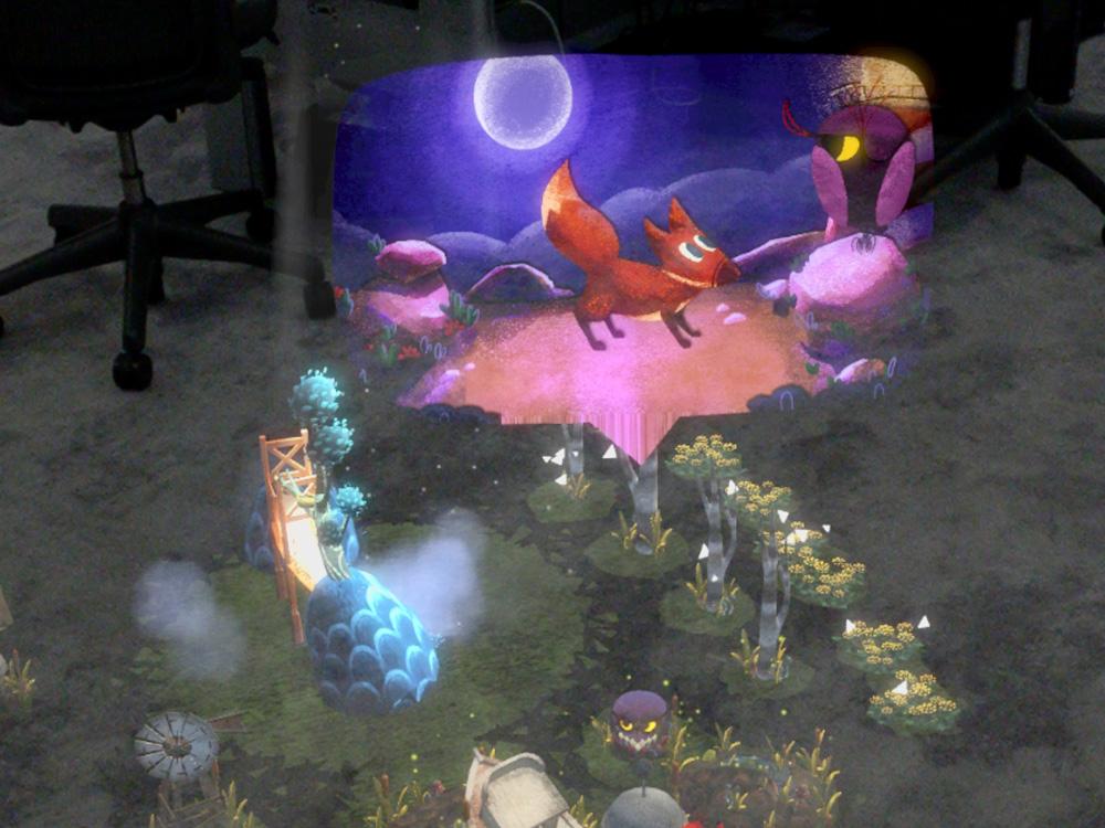 Luna Moondust Garden