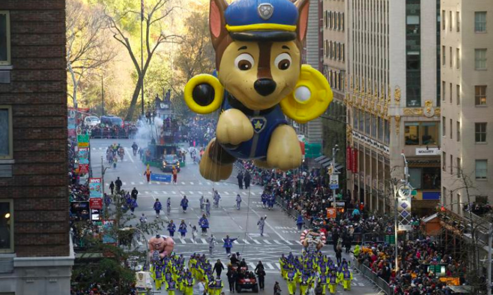 paw patrol  pikachu balloons planned for macy u0026 39 s parade