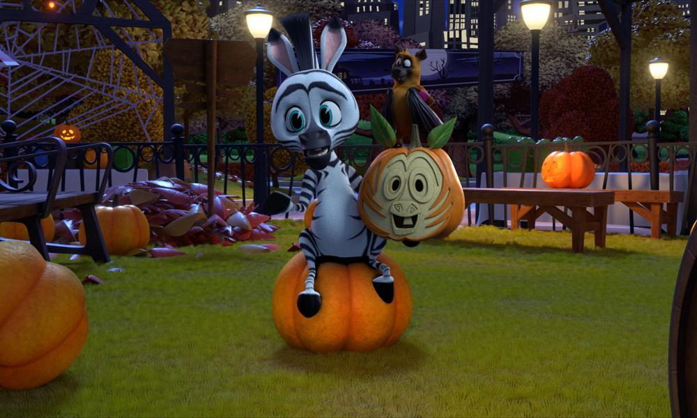 "Madagascar: A Little Wild ""A Fang-Tastic Halloween"""