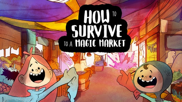 How to survive a magic market, by Diego & Sebastian Ramirez (Mexico)
