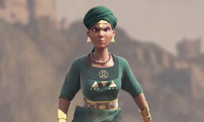 Malika, Warrior Queen